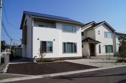 ミサワホーム新築 ヒルズガーデン山の手【成約済】