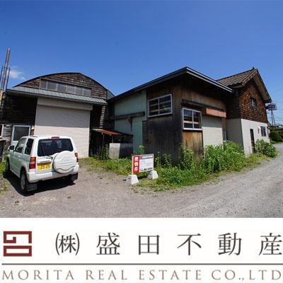 七飯大川倉庫